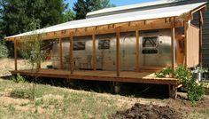 Pholia Farm Airstream   Tiny House Vacations