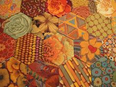 Quilting my own sunshine!
