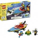 @mamasmoney  LEGO SpongeBob Heroic Heroes of the Deep 3815 {Review} (& Giveaway Ends 12/31)