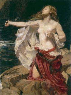 Ariadne, Herbert James Draper
