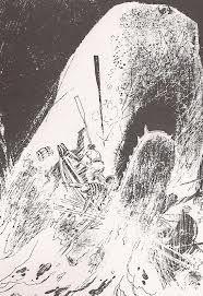 moby dick dino battaglia - Google Search