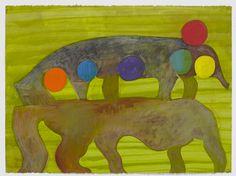 "Thomas Nozkowski, ""Untitled (L -5),"" 2011"