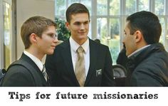 Returned Missionaries Share: How to Prepare for a Mission
