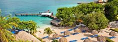 Gorgeous Beach   Hilton Curacao Resort - geography lessons in my vacation search :)
