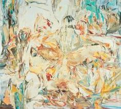 Night Passage by artist Cecily Brown
