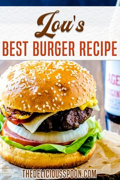 The best burger recipe hands down! Juicy, full of flavour and gluten free. Made with lean beef, pork, feta cheese. Beef Casserole Recipes, Hamburger Recipes, Beef Recipes, Best Dinner Recipes, Lunch Recipes, Summer Recipes, Delicious Recipes, Yummy Food, Cube Steak Recipes