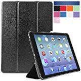 i-Blason Apple iPad Air Case Generation) i-Folio Smart Cover Smart Case - Black The back cover safely holds your Tablet in place with place holders Ipad Air Case, Tablet Cover, Retina Display, New Ipad, Display Case, Ipad Mini, Special Gifts, Apple Ipad, Shell