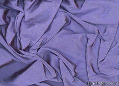 Lilac Black Cross-Died Silk Duppioni Fabric