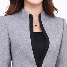 Cute fashion outfits ideas – Fashion, Home decorating Blazer Outfits, Blazer Fashion, Suit Fashion, Fashion Outfits, Womens Fashion, Blazers For Women, Suits For Women, Clothes For Women, Blazer Pattern