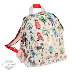 Dětský batoh s motivem Červené Karkulky Rex London Red Riding Hood ebd88c1f6b