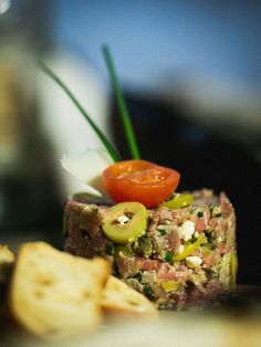Steak Tartare, Tapas, Bbq, Best Party Food, Ceviche, Appetisers, Low Carb Keto, Fine Dining, Entrees