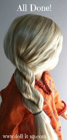 How to Rope Braid - Doll It Up