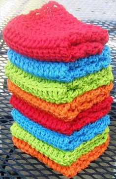 56 Quick & Easy Crochet Dishcloth | DIY to Make