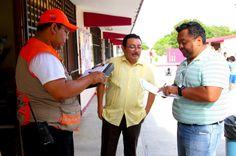 Segunda revisión de refugios temporales en delegaciones de Benito Juárez, En el marco de las acciones delimitadas en el Comité Operativo Especializado de Fenómenos Hidrometeorológicos Temporada 2015,