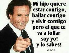 Julio Iglesias Enrique Iglesias, Popular Music, Pop Music, Memes, Quotes, Saga, Belly Laughs, Laughter, Julio Iglesias