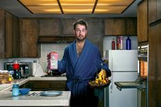 Photographer NEIL KREMER  Cooking Alone  ONE EYELAND