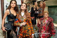 Italian fashion brand Dolce & Gabbana continues its focus on Millennials with the release of its fall-winter 2017 campaign. Photographed on location in Palermo, the images were captured by Luca and Alessandro Morelli. A cast full of celebrity kids and models includes Corinne Foxx, Chiara Scelsi, Natasha Lau, Olympia of Greece, Sonia Ben Ammar, Lori …