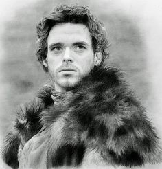 King of the North (Robb Stark, Game of Thrones), by nami86