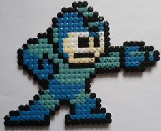 Megaman perles repasser bead pearl Hama