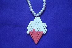 #Soft Serve Icecream Pearl Necklace    repin ..  like ...share :)    $95.00  On Sale!  http://amzn.to/X6CLTf