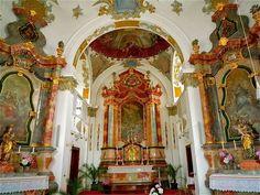 Neuschwanstein Castle Interior -