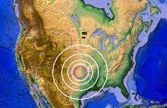 OKLAHOMA EARTHQUAKE TODAY 14-02-2016 MAGNITUDE 5.1 United States Fairview Earthquake, Fairview, Oklahoma, Today, United States