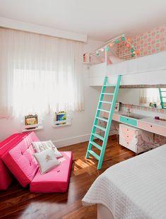 Home Decorators Collection Vanity Bedroom Decor For Teen Girls, Trendy Bedroom, Bedroom Themes, Baby Room Decor, Kids Bedroom, Bedroom Ideas, Kids Rooms, Indie Room, Cool Beds