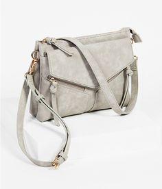 Leather Crossbody Bag, Vegan Leather, Free People, Zipper, Purses, Shoe Bag