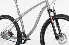 Budnitz Bicycles No.2M Mountain Bike After owning the city cruiser market, the Vermont-based bike-makers impressively take on a new segment