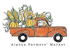 Logo for Alpena Farmers Market                                                                                                                                                                                 More
