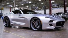 When VLF Automotive's Fisker Force 1 debuted in January at the 2016 North American International Auto Show, it not only marked the beginning of a new innovative force in the industry, but the rebirth of the American supercar. A comprehensive conversion of the Dodge Viper, the 745 hp muscle machine carries an 8.4-liter V-10 engine, can roar from zero to 60 mph in 3 seconds, and has a top speed of 218 mph. The collaborative dream of famed ...