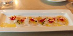 Fluke Crudo With Meyer Lemon | Recipe | Meyer Lemon Recipes, Fish ...