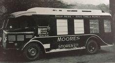 Dennis Mobile Shop. Moores Stores.