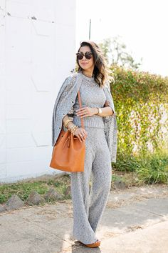 From Grandma with Love // Sweater Set - Style of Sam | Dallas Fort Worth Fashion Blog