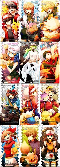 The Pokémon Chinese Horoscope