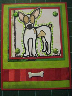 Festive Feists Rat Terriers Jack Russells Parson by scrappyrat, $10.75