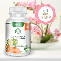 Garcinia Cambogia Extract 100 Pure 95 HCA Pharmaceutical Grade 60 Capsules 1 Month Supply Extract Strength Premium Grade Garcinia Cambogia Pills Weight Loss Supplements * Check this awesome product by going to the link at the image.Note:It is affiliate li