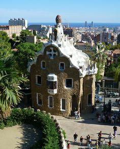 Parc Guell, Barcelona    Трансфер из Барселоны в Аэропорт  и  Предлагаем услуги экскурсии  трансфер, отдых, #travel