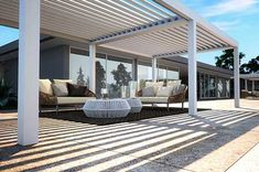 SkyMax - Aerotech Series Opening Aluminium Louvred Roof Systems