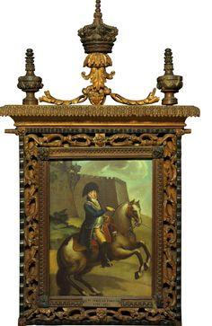 Museu Imperial de Petrópolis adquire pintura rara de d. João VI  (Foto: Divulgação/Museu Imperial)