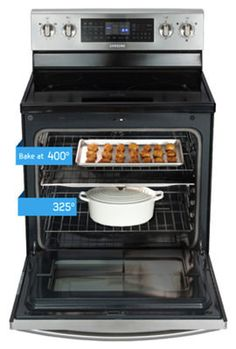 Led by Samsung's Freestanding Flex Duo Oven, there are a number of newly released ovens that use new cooking technology to bolster customization and performance.
