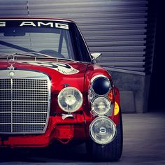 The one that made AMG famous. 300 SEL 6.3