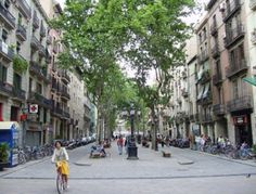 Barcelona, where the Cowo Barcelona/Born is, with many others.
