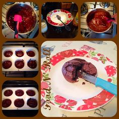 FOOD N' ROLL   ......................   il blog   ...: TORTINI AL CIOCCOLATO...
