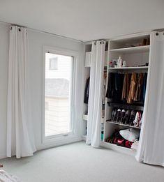 Elegant Begehbarer kleiderschrank Wohnideen einrichten