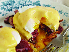 #Pastrami Benedict #recipe