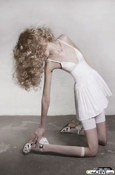 Vogue?s Underage, Anorexic Model Ban: One Small Step For