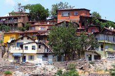 Old neighborhood of Ankara