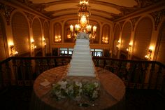 Wedding cake table design by Southern Event Planners, Memphis, Tennessee. Dessert Tables, Cake Table, Event Planners, Memphis Tennessee, Wedding Cakes, Southern, Table Decorations, Celebrities, Party