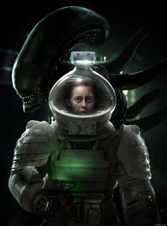 Alien : Isolation Kandesenn is streaming on twitch! Go to my profile under 'about' and go to the linked website! ♥